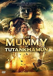 مومیایی توتانخامون (DVD)