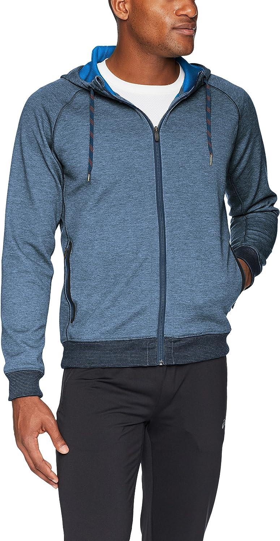 PrAna Mens Halgren tech Fleece Full Zip h M21181412-P