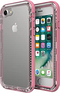 LifeProof Next Case for iPhone 8 and iPhone 7 - CACTUS ROSE (CLEAR / DESERT ROSE)