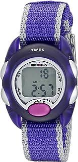 Kids' T7B9839J IronKids Translucent Purple Resin Watch