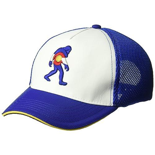 00edc0dba6439 Headsweats Squatchorado 5-Panel Trucker Hat