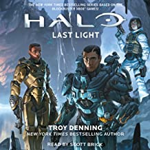 Last Light: HALO, Book 16