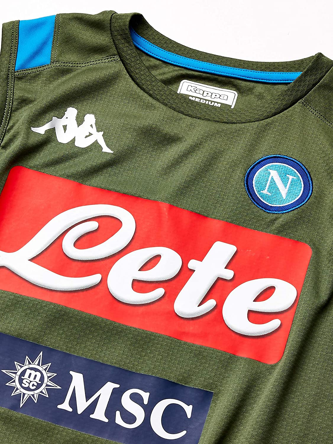 Ssc Napoli Italian Serie A Mens Training Top 2019//2020