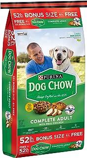 Purina Dog Chow Complete Dog Food Bonus Size, 50 lbs