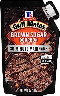 McCormick Grill Mates Brown Sugar Bourbon 30 Minute Marinade, 5 oz