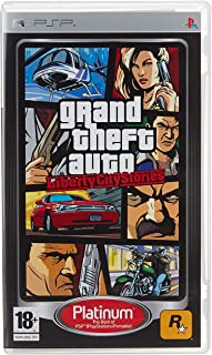 Grand Theft Auto Liberty City Stories (Certified Refurbished)