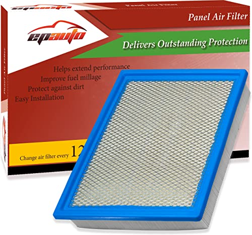 high quality EPAuto GP883 Replacement for Ford Rigid Panel sale Engine Air Filter outlet sale for Expedition (2007-2019), F-150 (2009-2019), F-250 Super Duty (2008-2017), F-350 Super Duty (2008-2017),Navigator(2007-2019) online