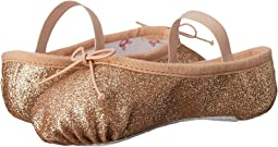 Bloch Kids Glitter Dust Ballet Slipper (Toddler/Little Kid)