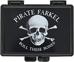 Farkel Legendary Games Pirate Flat Pack, Black