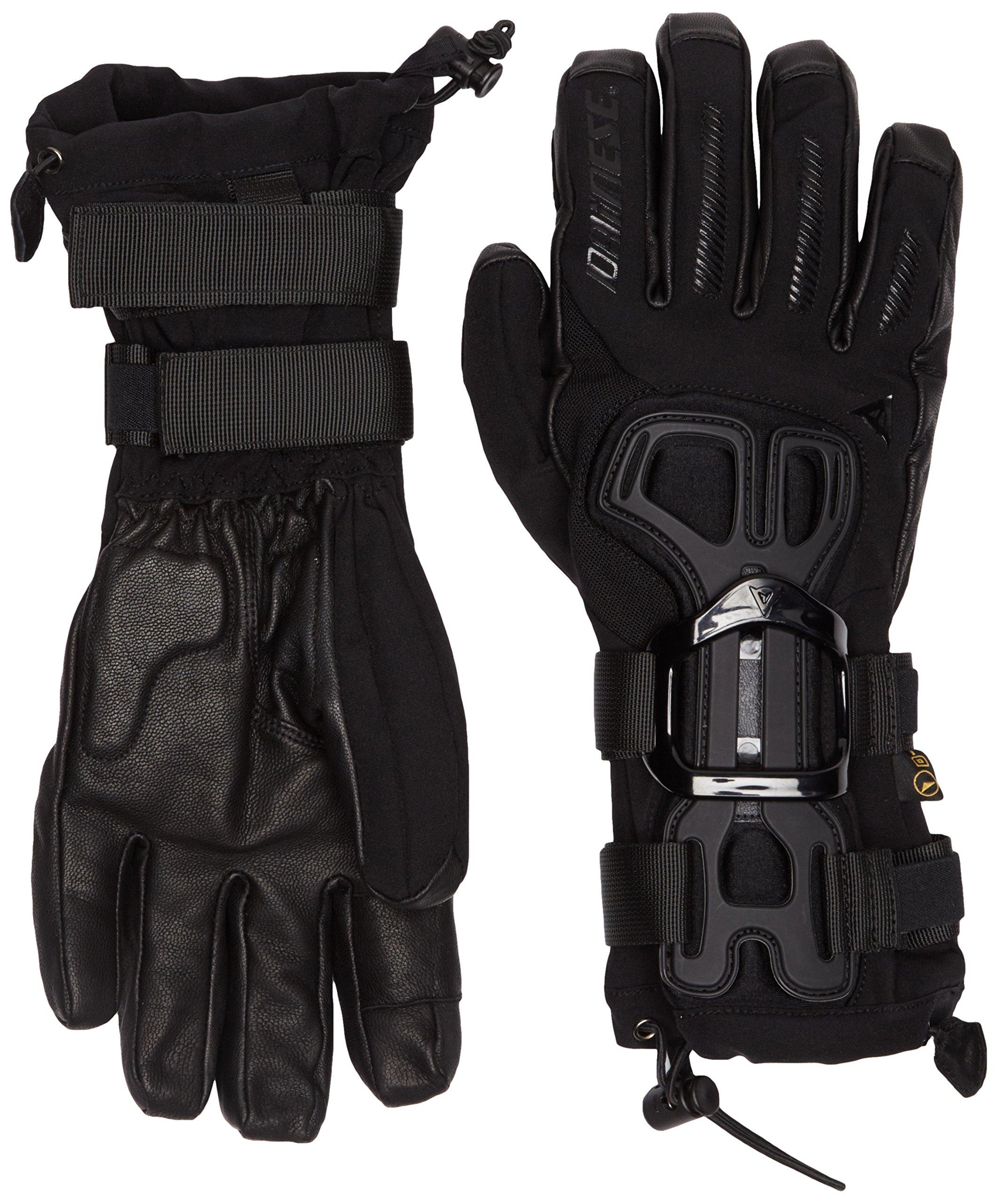 Dainese Erwachsene Skiprotektor D-Impact 13 D-Dry Gloves Snowboard Handschuhe mi