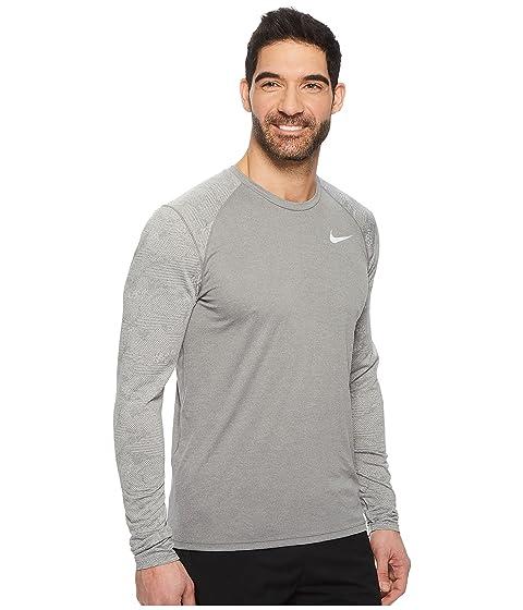 Running Dry Nike Sleeve Top Long Miler F8dnHqxT