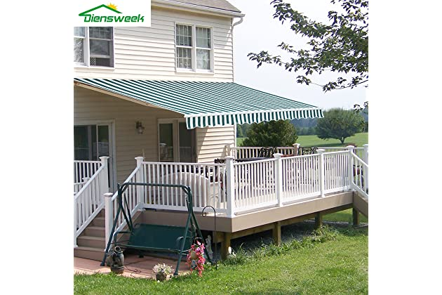 innovative design 96347 40b07 Best manual awnings for patio | Amazon.com