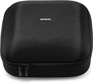 Caseling Hard Case Fits Cricut EasyPress 2 9x9 Inches Heat Press Machine with Base Storage Carrying Pouch Bag with Easy Gr...