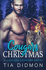 Cougars Christmas: Steamy Shifter Romance (Cascade Cougar Series Book 5) Kindle Edition