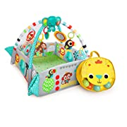 Bright Starts 5-in-1 Your Way Ball Play Activity Gym, Green