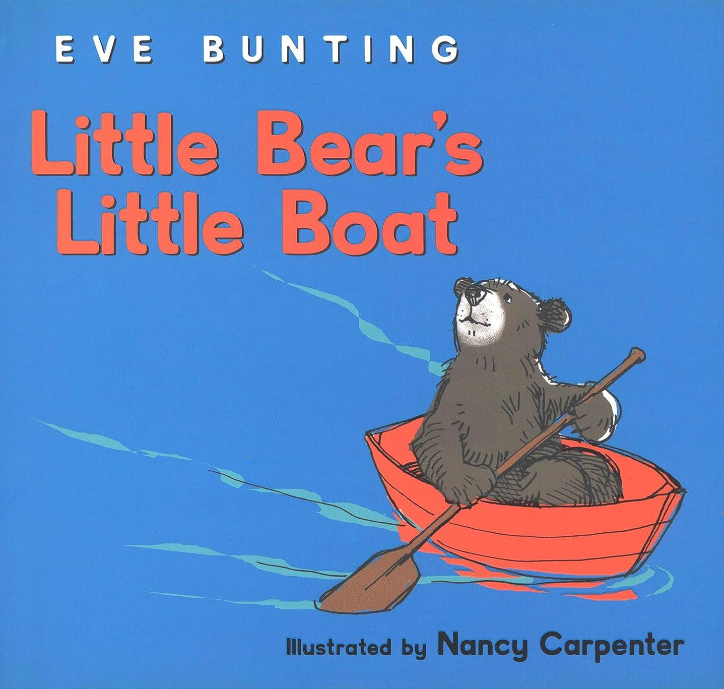 切り下げ動物園損傷Little Bear's Little Boat (English Edition)