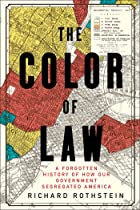 Cover image of The Color of Law by Richard Rothstein