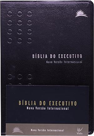 Bíblia. Nova Versão Internacional do Executivo - Capa Luxo Preta