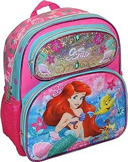 b5396fe03ae Disney Princess Little Mermaid Ariel Girl s Embossed 12.5