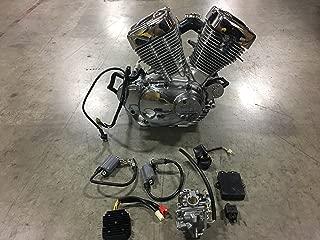 Lifan 250CC V-Twin Yamaha Engine Motor Mini Chopper Bike Motorcycle M EN26