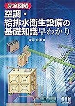 表紙: 完全図解 空調・給排水衛生設備の基礎知識早わかり | 大浜庄司