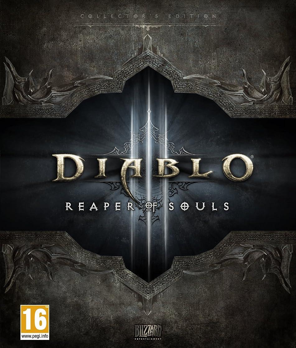 シャッフル喜劇しわDiablo III: Reaper of Souls - Collector's Edition (Mac/PC DVD) (輸入版)