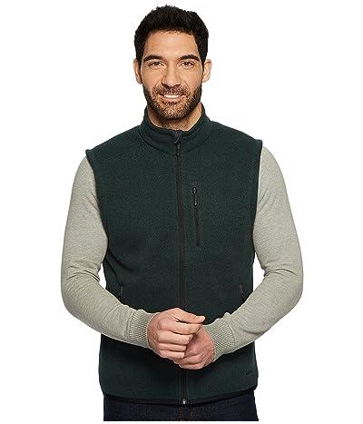 Filson Ridgeway Fleece Vest (Spruce) Men