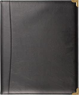 leather choir folder