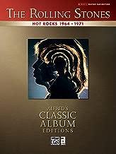 Rolling Stones -- Hot Rocks 1964-1971: Authentic Guitar TAB (Alfred's Classic Album Editions)