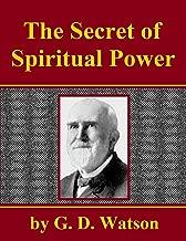 The Secret of Spiritual Power