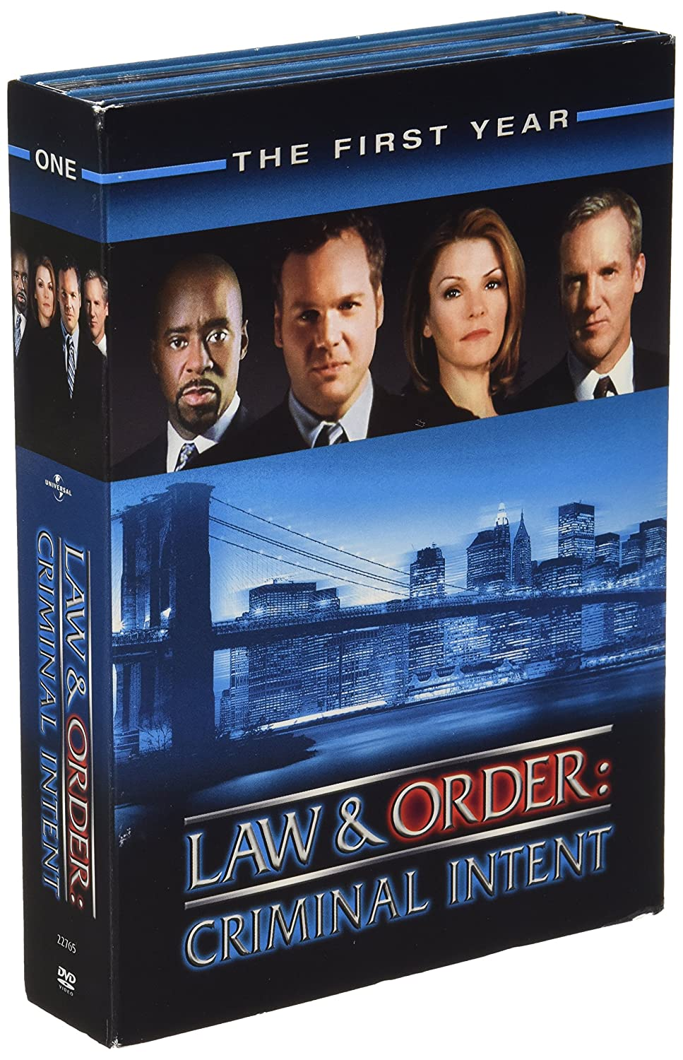 Law Order Criminal Intent Ranking TOP19 - The First Year Bombing new work