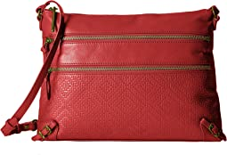 Mari 3 Zip Crossbody
