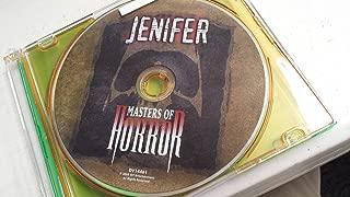 Jenifer masters of horror - disk only