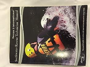 Rescue 3 International Swiftwater Rescue Technician Manual