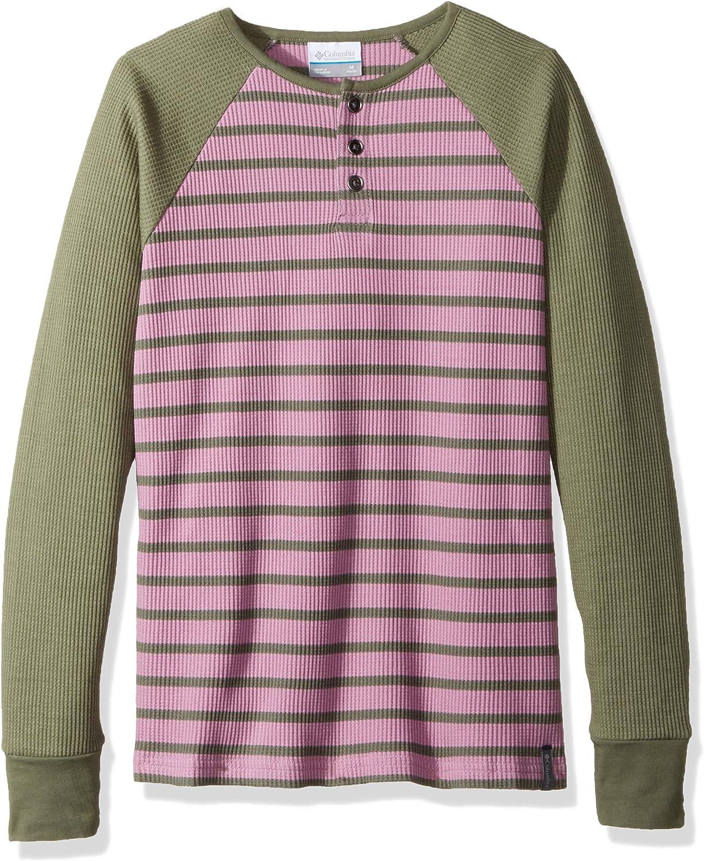 Shirt toddler boys size 5T new 60/% cotton 40/%polyester Garanimals Henley thermal