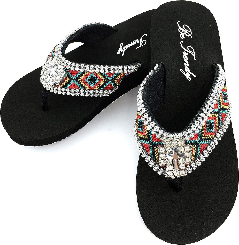 Western Peak womens Flip-flop Time Max 55% OFF sale