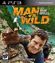 man vs wild xbox 360 game