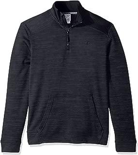 Men's Premium Performance Fleece Quarter-Zip Pullover
