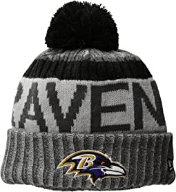 New Era - NFL17 Sport Knit Baltimore Ravens