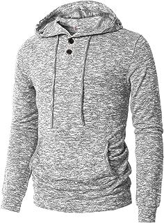 Best half button hoodie Reviews