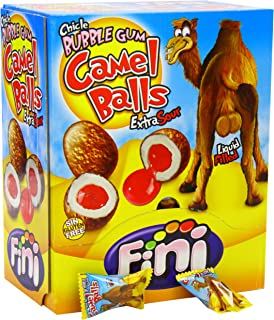 Fini Camel Bubble Gum Balls (Pack of 200)