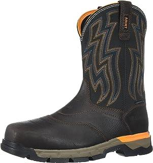 حذاء عمل ريبار فلكس الغربية المركب لأصابع القدم للرجال من ARIAT