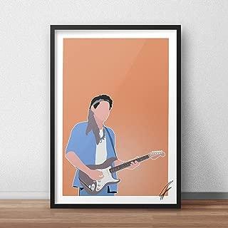 John Mayer INSPIRED Print/Poster