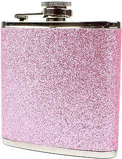 Glitter Stainless Steel Flask wedding favor Brumate