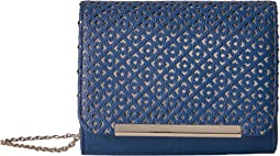 Katie Perforated Shoulder Bag