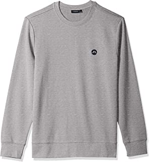 J.Lindeberg Men's Bridge Logo Sweatshirt