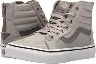 Vans Boys' Uy Sk8-Hi Zip Hi-Top Sneakers