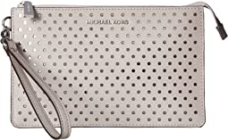 MICHAEL Michael Kors - Medium Gusset Wristlet
