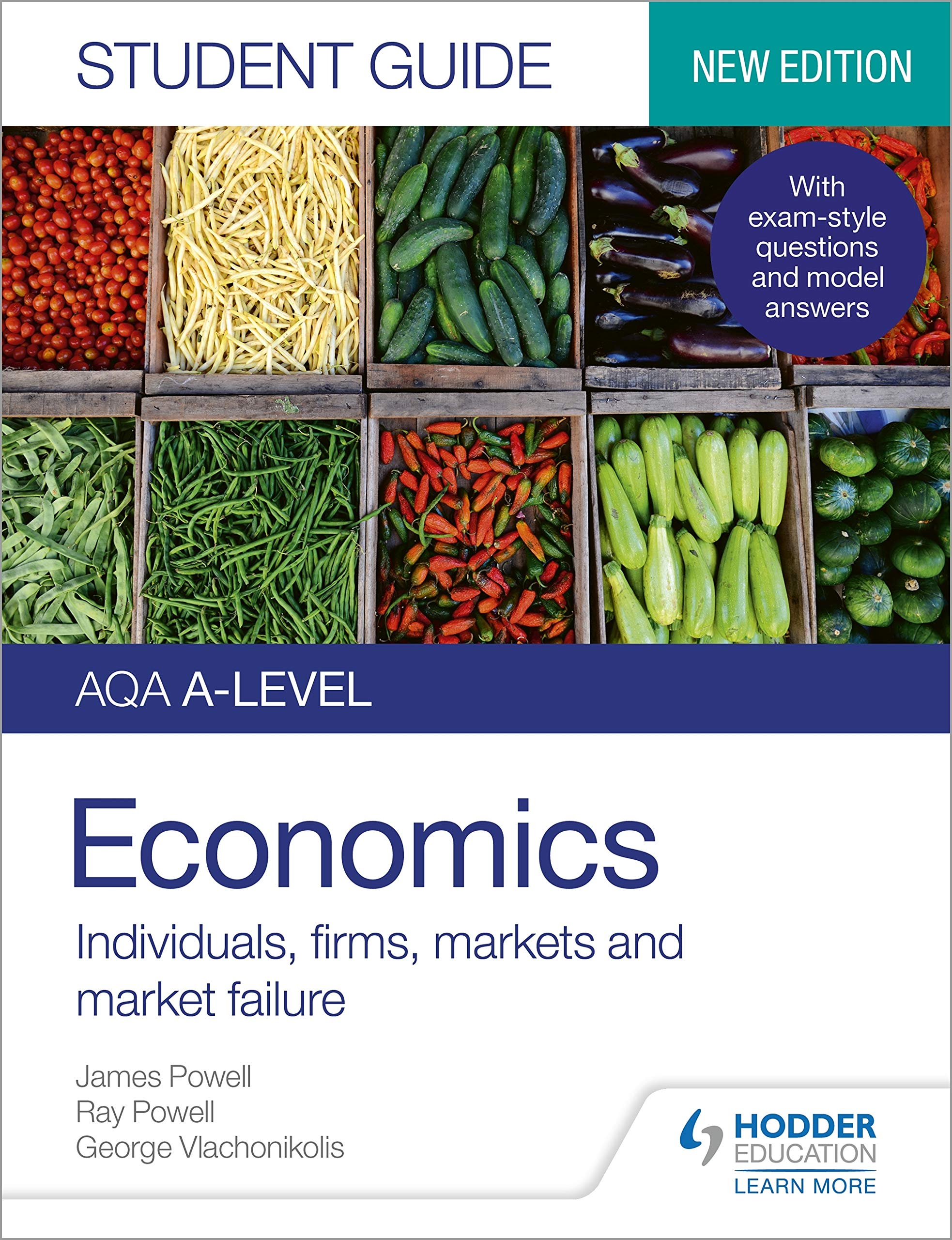 AQA A-level Economics Student Guide 1: Individuals, firms, markets and market failure (Student Guides)