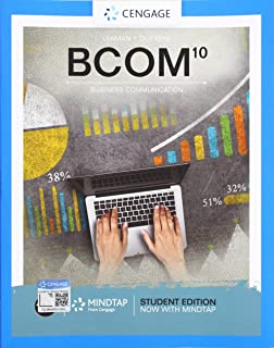 BCOM (Book Only) (MindTap Course List)